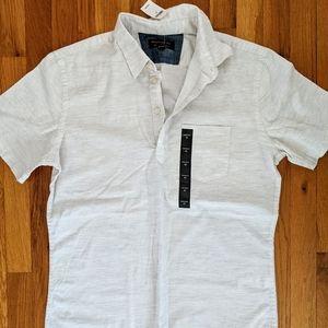 Banana Republic Men's Button Short Sleeve